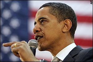Barack Obama on his misspeaks.