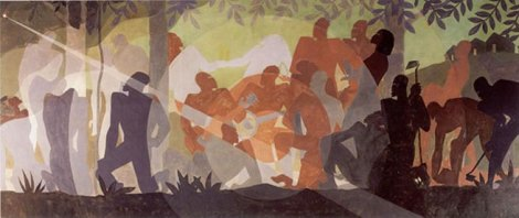 aaron douglas art work