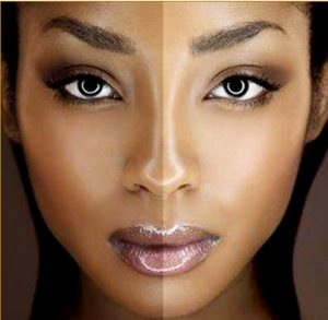 light skinned vs dark skinned 2