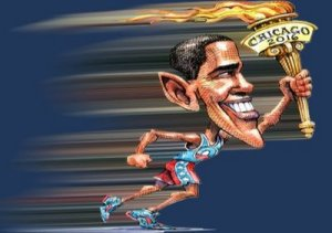 Obama and the Olympics