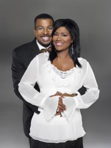 Juanita Bynum and Thomas Week
