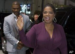 Oprah and Tyler Perry