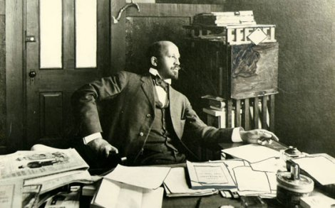 DuBois at work