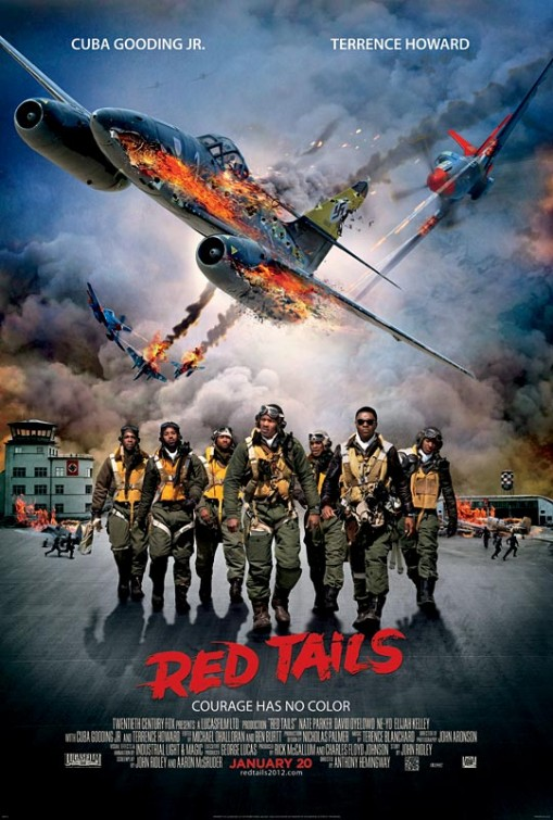 Red Tails: Another Tuskegee Experiment Gone Bad | The Uppity Negro
