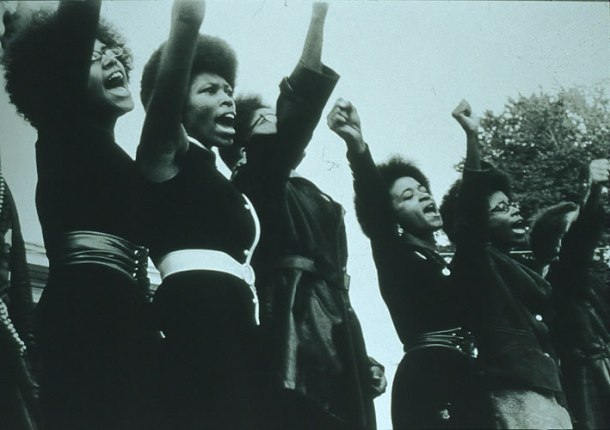 Women, Free Huey Rally, Oakland (1968) PHOTO BYPirkle Jones_jpg