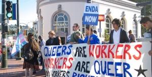 ENDA-protest