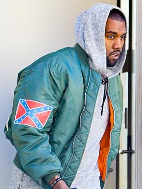 Kanye West, Hip-Hop's Confederate Coon