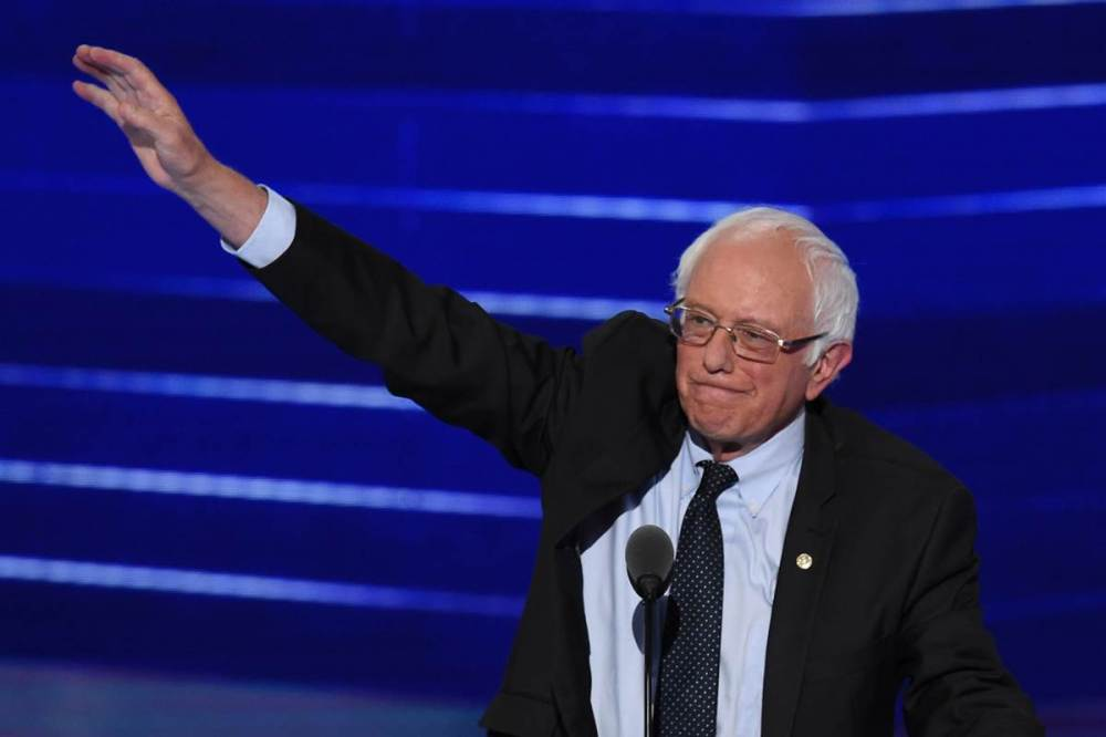Bernie Sanders DN